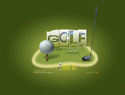 Golf club flash template id300109958 golf club flash template toneelgroepblik Image collections