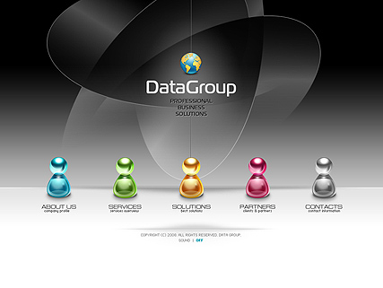 Data Group, Easy flash template