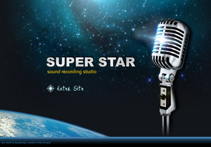 Sound Recording, Easy flash template