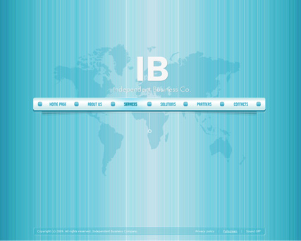 IB Business co., Easy flash template