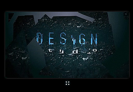 Design Studio, Flash intro template