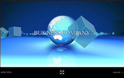 Name: General Business - Type: Flash intro template - Item number:300110548