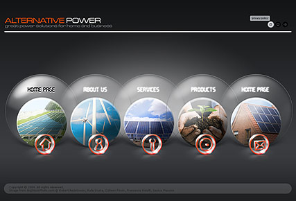 Alternative Power, Easy flash template