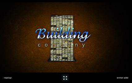 Name: Building Co. - Type: Flash intro template - Item number:300110607