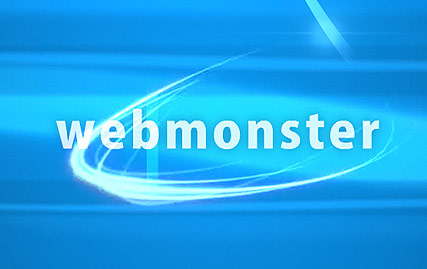 Name: Web Monsters - Type: Flash intro template - Item number:300110642