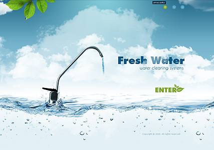 Clean Water, Easy flash template