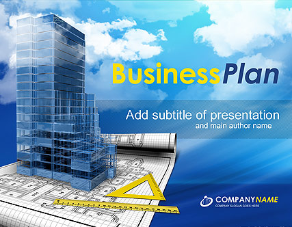 Construction PowerPoint Templates Backgrounds and Themes