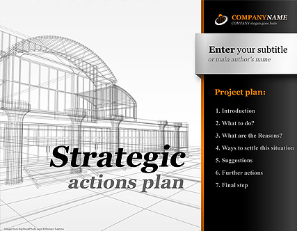 Construction Microsoft Powerpoint Template Id 300110791
