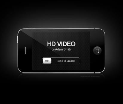 Name: My video folio - Type: VideoAdmin flash templates - Item number:300110859