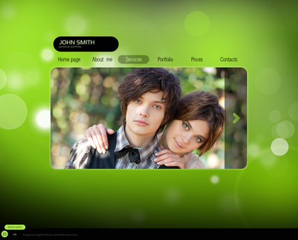 Name: My Photos - Type: GalleryAdmin flash templates - Item number:300110908