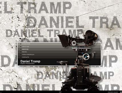 Video Producer, Dynamic Video Gallery Admin flash template