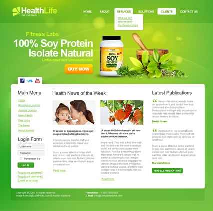 Health Websites