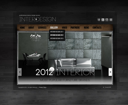 Name: Interior Design - Type: HTML5 Gallery Admin - Item number:300111460