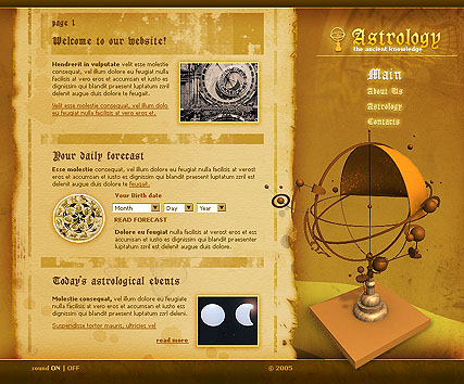 Astrological dating sites
