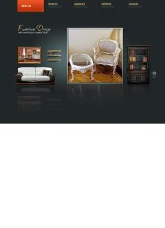 Furniture dynamic Easy flash template