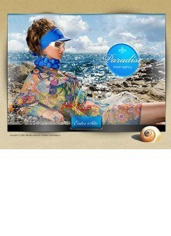 Travel agency Easy flash template