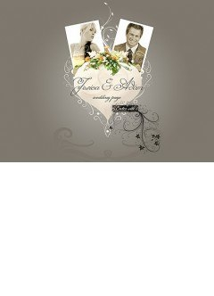 Wedding Easy flash template