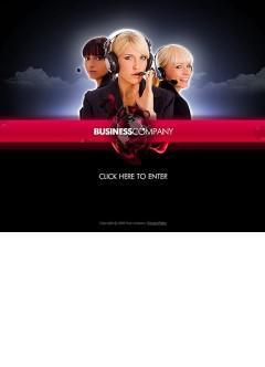 Business co. Easy flash template