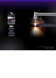Welding co. Easy flash template