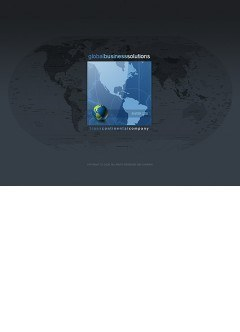 Global business Easy flash template