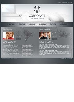 Corporate Easy flash template