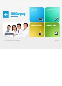 MEdCompany Easy flash template