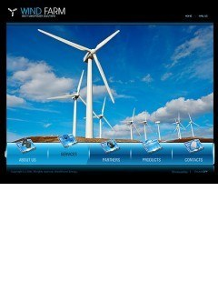 Wind Energy Easy flash template