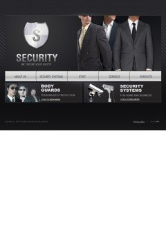 Security Easy flash template