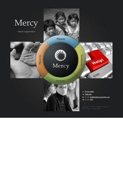 Charity Easy flash template