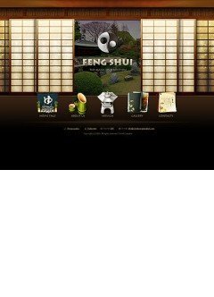 Feng Shui Easy flash template