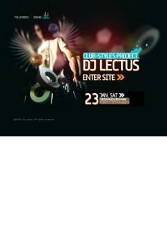 DJ Lectus Easy flash template