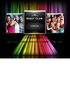 Night Club VideoAdmin flash