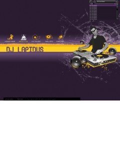 DJ Lapidus Easy flash template