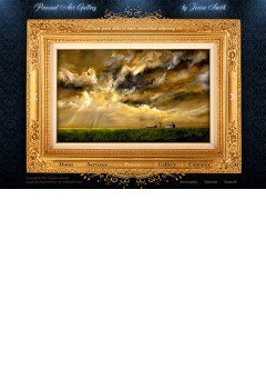 Art Gallery Easy flash template