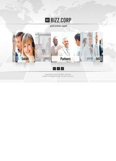 Business Corp. Easy flash template