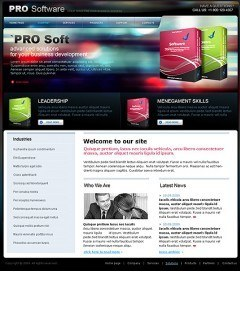 Software html dreamweaver template