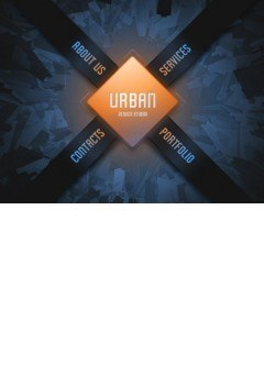 Urban Design Easy flash template