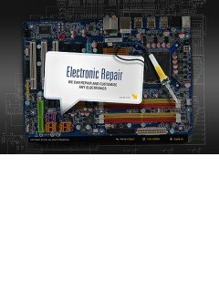 Electronics Repair Easy flash template