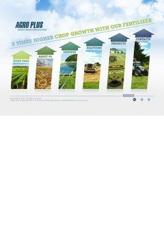 Agro Company Easy flash template
