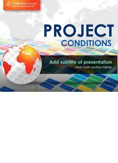 Color Project Powerpoint templates