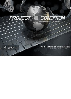 Steel Business Powerpoint templates
