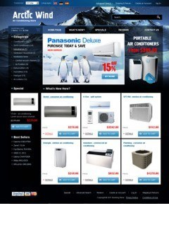 Air Conditioning 2.3ver osCommerce