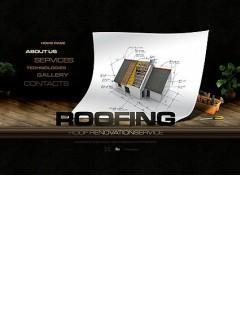 Roof repair Easy flash template