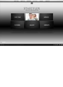 Right Way Business Easy flash template