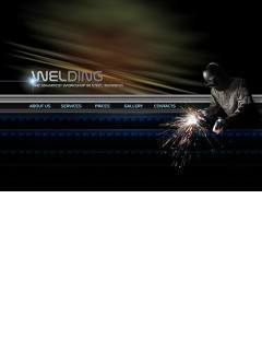 Welding Service Easy flash template