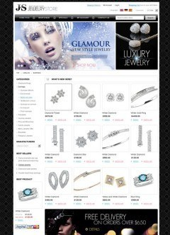 Jewelry store 2.3ver osCommerce