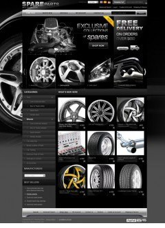 Spare parts 2.3ver osCommerce