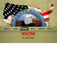 Scouting Easy flash template
