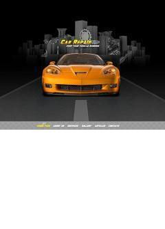Car Repair Easy flash template