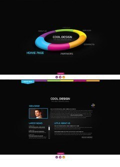 Cool Design Easy flash template